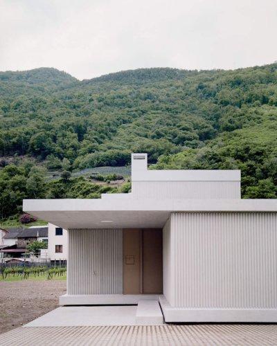 Zanini-Porta House by Inches Geleta Architetti