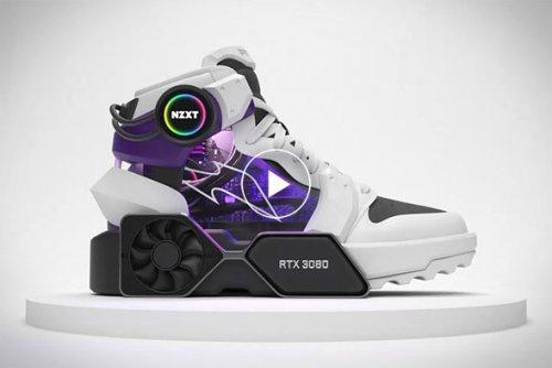RTFKT x NZXT Sneakers | Infinity Masculine