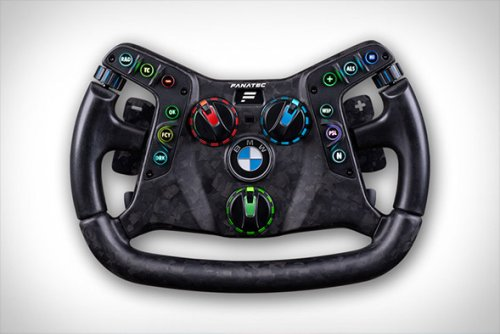 Fanatec x BMW M4 GT3 Podium Steering Wheel | Infinity Masculine