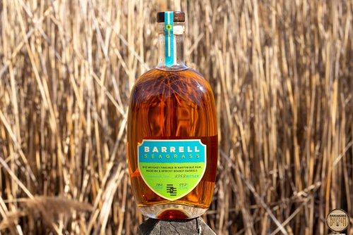 Barrell Seagrass Review | Breaking Bourbon