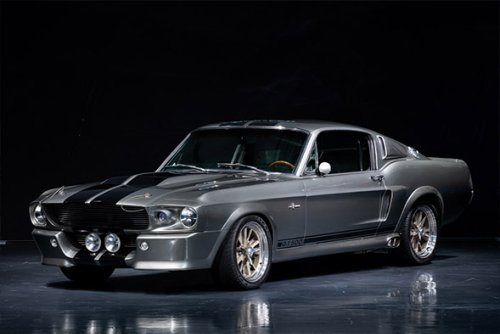 Eleanor 1967 Ford Mustang From Gone In 60 Seconds | Infinity Masculine