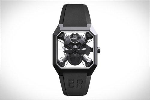 Bell & Ross BR 01 Cyber Skull Watch | Infinity Masculine