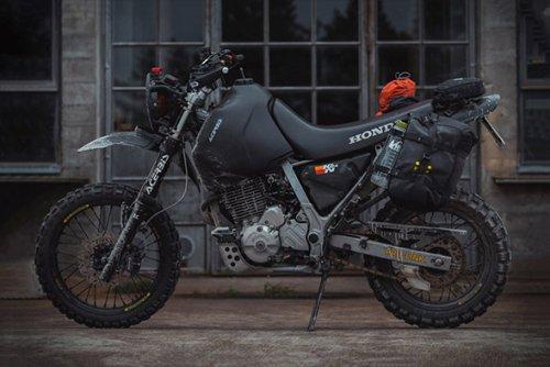 Honda Dominator Motorcycle By Gorm | Infinity Masculine