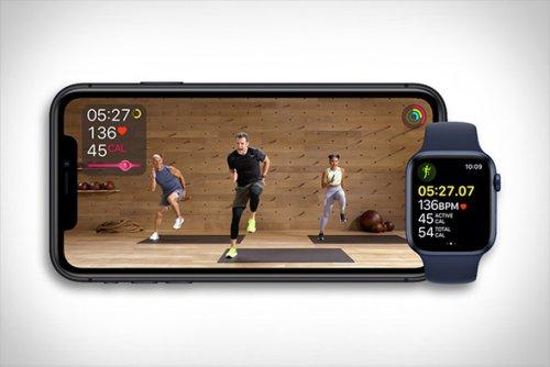 Apple Fitness+ | Infinity Masculine