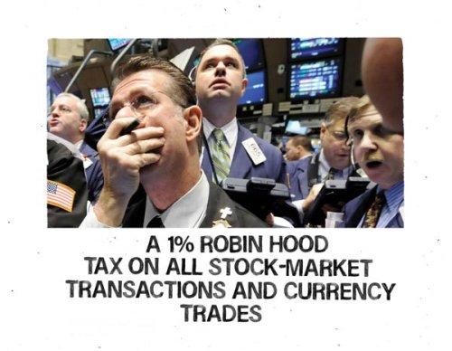The Robin Hood - Tax -