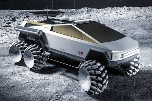 SpaceX Cyber6 Cybertruck Concept | Infinity Masculine