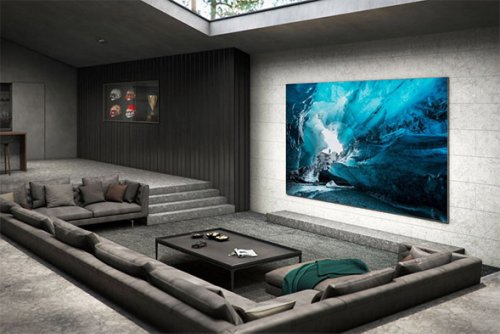 Samsung 110-Inch MicroLED TV | Infinity Masculine