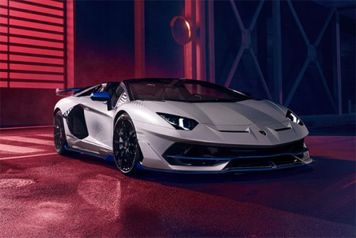 Lamborghini Aventador SVJ Xago roadster | Infinity Masculine