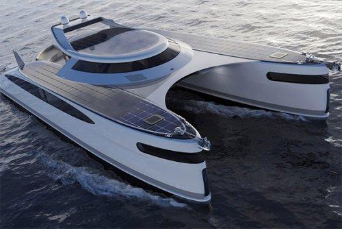 Lazzarini Pagurus Yacht | Infinity Masculine