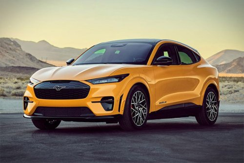 2021 Ford Mustang Mach-E GT SUV | Infinity Masculine