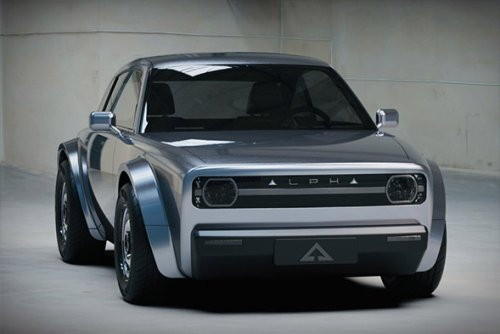 Alpha Motors ACE Coupe | Infinity Masculine