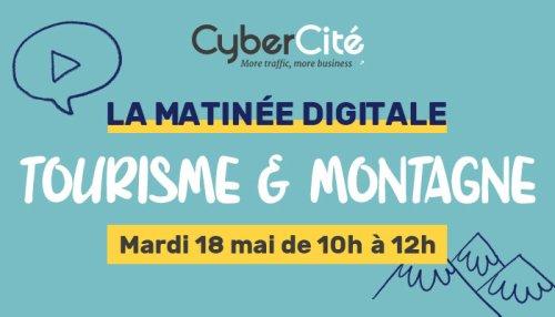 Webinars Tourisme & Montagne : Prêt(e)s pour la reprise en renouant avec vos audiences digitales ?!