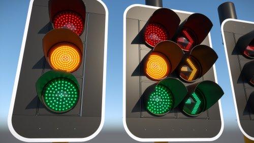 Google al lavoro sui semafori intelligenti per la sostenibilità - Webnews