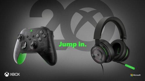 Xbox festeggia il 20° anniversario con due nuovi hardware a tema - Webnews