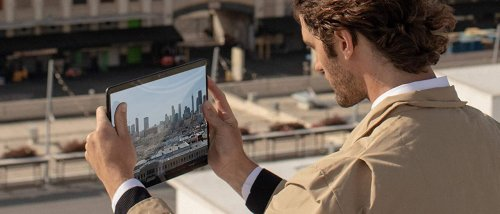Microsoft Surface Pro X in sconto di 576 euro - Webnews