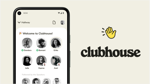 Clubhouse, in arrivo i link in primo piano nelle stanze - Webnews