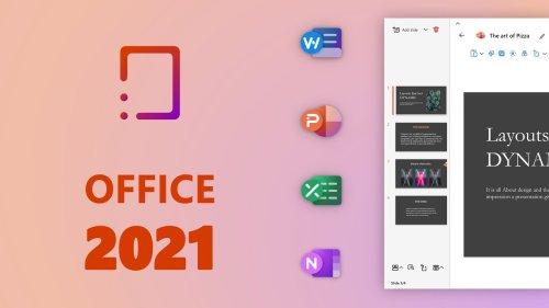 Microsoft Office 2021 ha una data d'uscita: ecco quando - Webnews