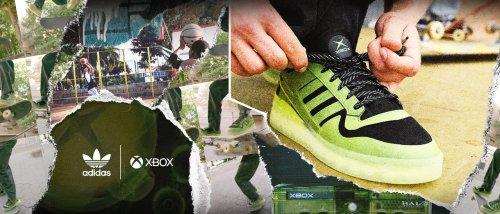 Adidas e Microsoft insieme per le prime sneakers ufficiali Xbox - Webnews