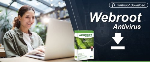 Webroot Download cover image