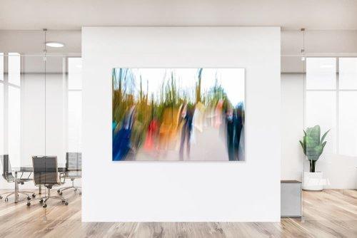 Kunst in Unternehmen - Workplace Living I freiraum Akustik