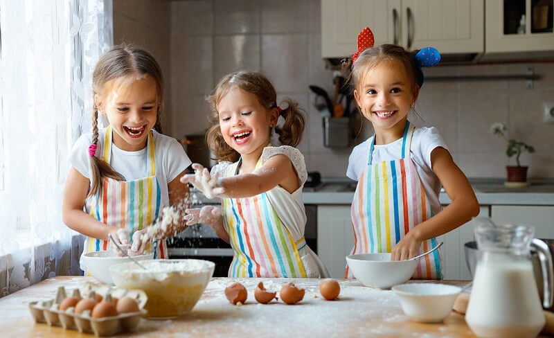 11 Easy Savoury Recipes To Make With The Kids