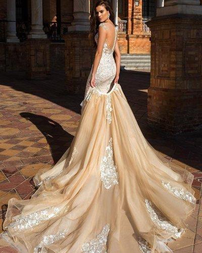 18 Smart Convertible Wedding Dress Ideas For Brides