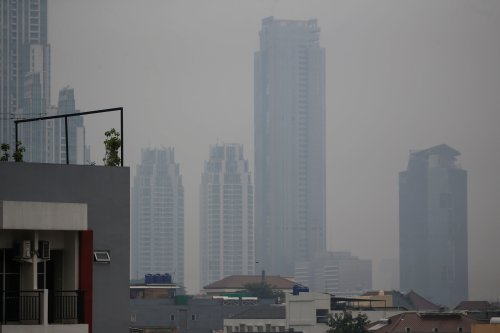 More than half the world's urban emissions come from just 25 mega-cities