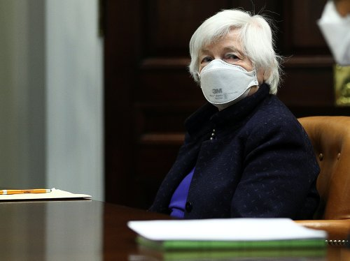 U.S. Treasury Secretary calls for a global corporate minimum tax