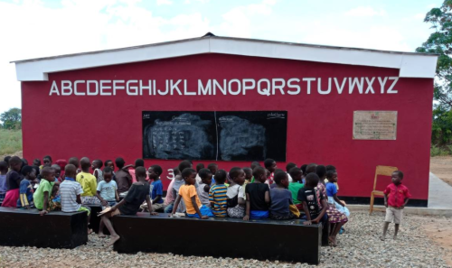 Could 3D printed schools be 'transformative' for education in Africa?