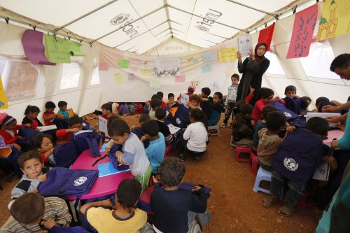 Reimagining education for refugees post-pandemic