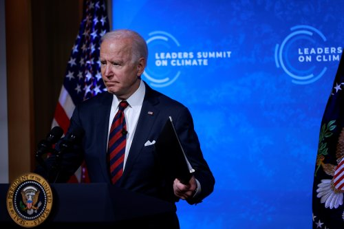 Biden administration pledges to halve U.S. emissions by 2030