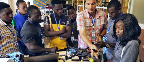 This African drone academy is changing lives