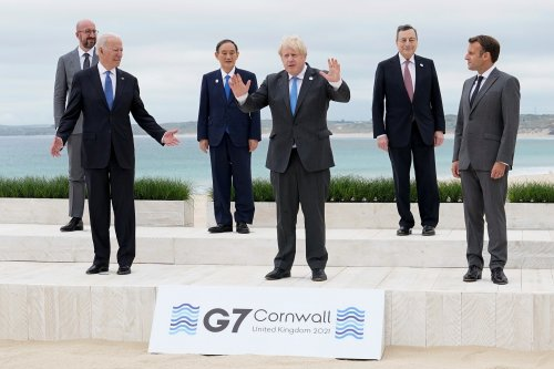 The challenge for G7 leaders: vaccinate the world and be bolder on climate