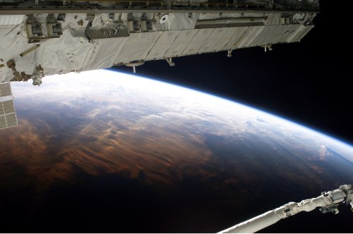 10 pictures from space that'll change your perspective of Earth