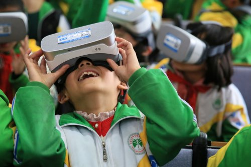 Virtual reality: could it be the next big tool for education?