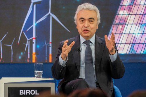 COP26: IEA chief Fatih Birol talks energy and climate change on the Radio Davos podcast