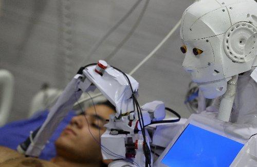 Les robots inventeurs de médicaments