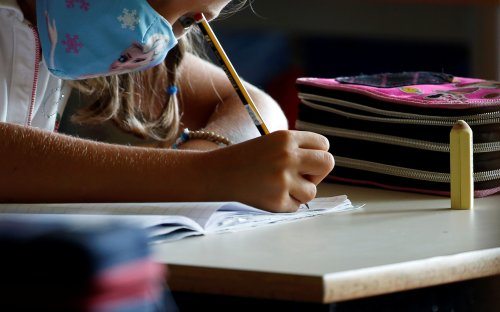 Writing by hand makes children better at learning, study says