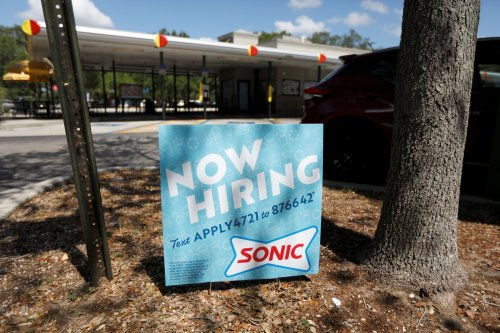The number of job openings has hit a record high in the US. Here's why