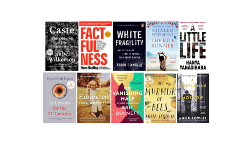 World Book Day: 10 great reads recommended by our Book Club members