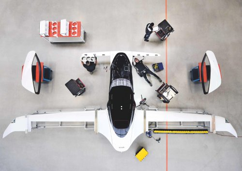 A new era of sustainable travel prepares for take-off