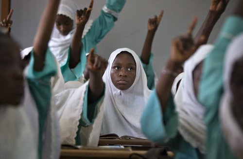 Why we need more girls in Africa in STEM - and how to get them there