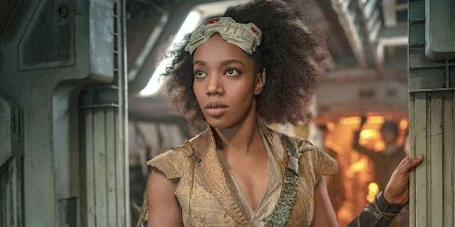 New Rumor Says Jannah May Be Revealed As Finn's Sister In Future Star Wars Project