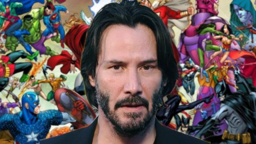 Marvel And DC Reportedly In Bidding War To Cast Keanu Reeves