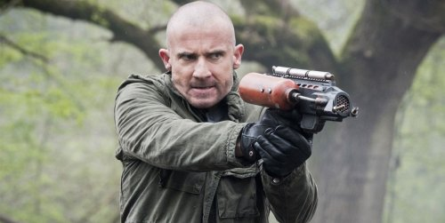 Dominic Purcell Says He Has No Beef With WB Over Legends Of Tomorrow Exit