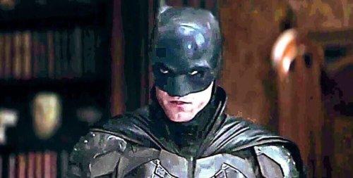 Leaked Batman Promo Art Offers New Look At Robert Pattinson's Dark Knight