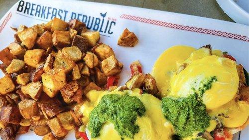 NEW RESTAURANT: Breakfast Republic