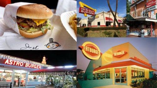 Burger Heaven in WeHo