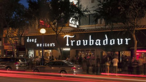 Troubadour nominated for 'Nightclub of the Decade'