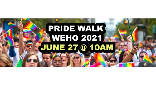 With WeHo parade canceled, citizens plan to mark Pride without city's help